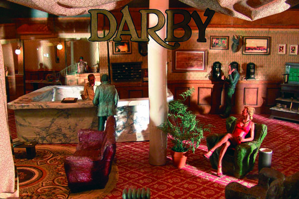 Darby Hotel lobby